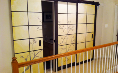 From Barn Door to Shoji Screen